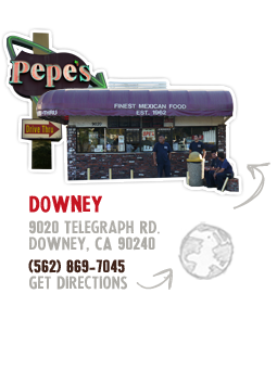 Downey Location