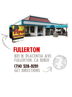 Fullerton Location
